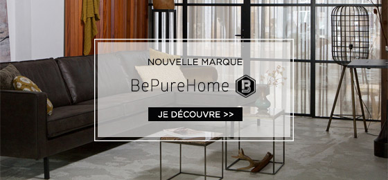 Marque tendance Be Pure