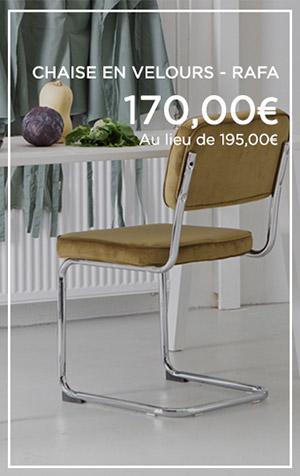 Notre collection de chaises design