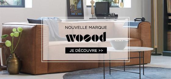 Marque en vogue Wood