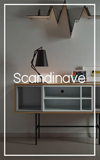 Collection de meubles scandinaves