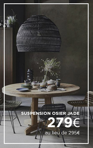 Suspension ethnique Jade